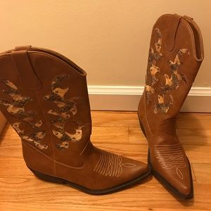 Brand new Western boots LEI size 8